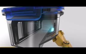 Suzuka Aqua Vacuum Robot