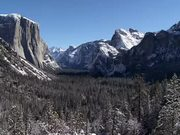 Yosemite National Park: Winter Moments