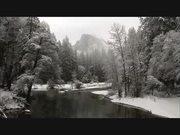 Yosemite National Park: Snow