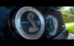 Shelby Mustang Commercial