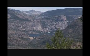 Yosemite National Park: Tuolumne River