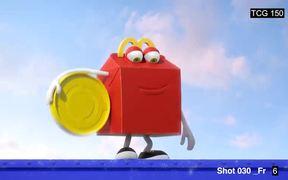 McDonalds Hasbro Connect 4