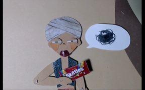 Skittles Commercial - Aladdin