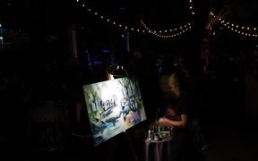 Jennie Pitts Time Lapse
