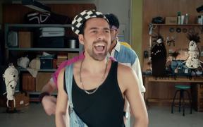 Coca Cola - Amargettix - Boy Band