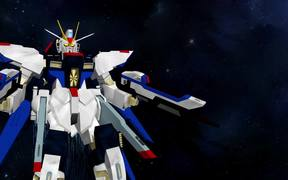 Gundam Commercial