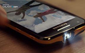 Samsung Galaxy Beam - Family