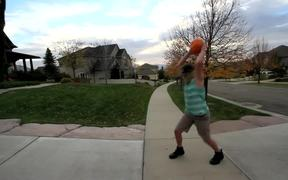 Rise of the Pumpkin Ninja