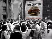 Wendy's Baconator TVC