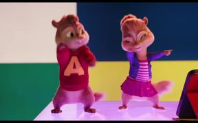 Alvin and the Chipmunks - The Road Chip Featurette