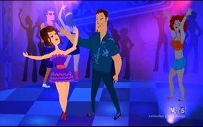 "Bacardi ""Dance"" Animatic"