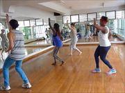 Afro Fusion Dance Lesson