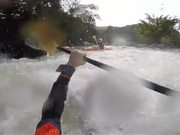 Winter Swimming - Whitewater KAYAK