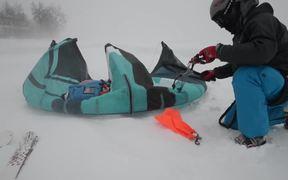 Snowkiting Weekend