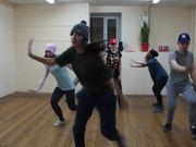 Get Down Class Choreo