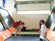 Bounce Trampoline Training