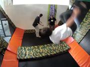 Bounce Trampoline Training