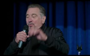 The Comedian Official Trailer