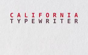 California Typewriter Official Trailer