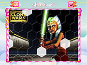 Star Wars Ashoka - Hexagon Puzzle