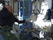 ISS video reel