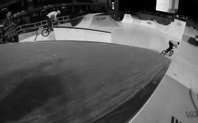 Amazing Stunts On Bicycle