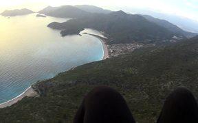 Paraglinding In Oludeniz