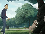 Coca-Cola Video: Man & Dog