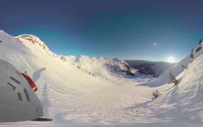 Samsung Ski Jump in 360°