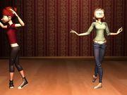 Dancing Scene