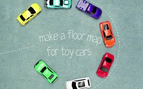 How to Make an Indoor Car Track