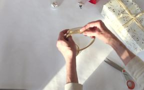 How to Tie a Bigger Better Holiday Bow