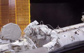 EVA - 4K Extravehicular Activity (EVA)