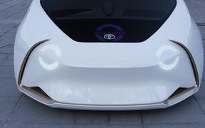 Toyota Concept-i : a Relationship Redesigned