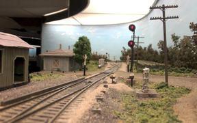 Train 90 EB at Walkerford