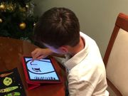 How to Embroid Your Children's iPad Drawings