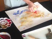 Abstract Design Using Kitchen Utensils