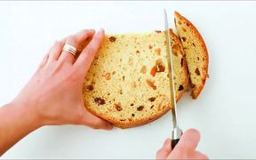 French Toast Panettone