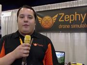 Zephyr Drone Flight Simulator