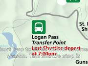 Glacier National Park: Logan Pass
