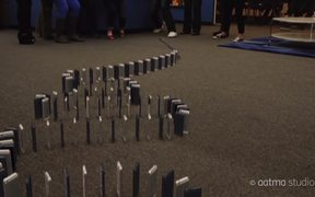 Aatma Video: 10,000 iPhone 5 Domino