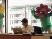 Allergease Commercial: Flower Freak Out