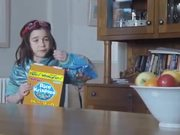 Rice Krispies: What's It Like To Be a Fish