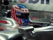 Get Personal with Vodafone McLaren Mercedes