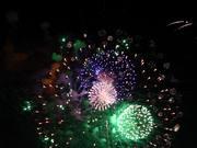 Cool Fireworks in HD