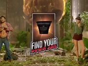 Powerful Yogurt Commercial: Lumberman