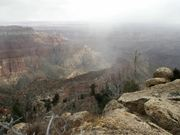 Grand Canyon NP: North Rim Winter Triptych