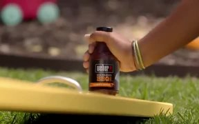 Weber Barbecue Sauce: Operation Backyard Bliss