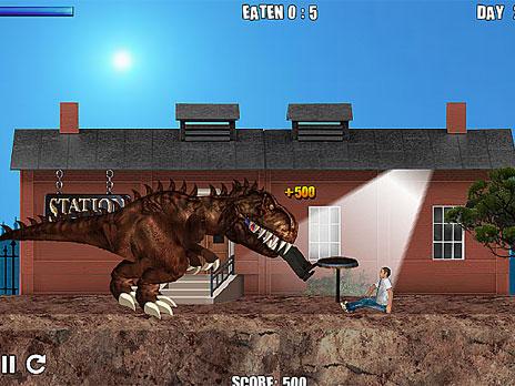 rex spielen