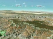Grand Canyon Fly-through Animation